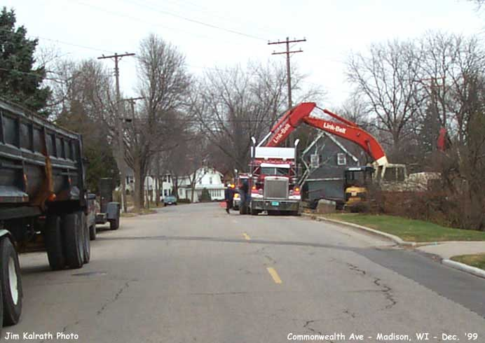 Used Cars Madison Wi >> Ex-IC Railroad Removal - Madison, WI